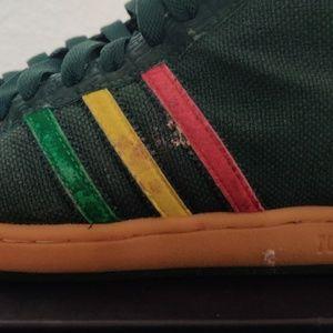 Notorio juntos Significativo  adidas Shoes | Tuff Gong Sneakers Bob Marley Rasta | Poshmark